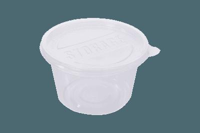 Eco-friendly Safe Plastic Fresh Keeping Box 450ML